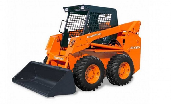 погрузчик Doosan 440 Plus