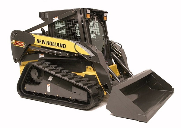погрузчик New Holland C185